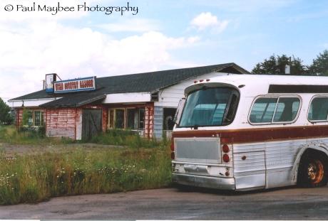 Wild Country Saloon - Paul Maybee
