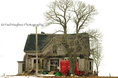 Abandoned - Paul Maybee
