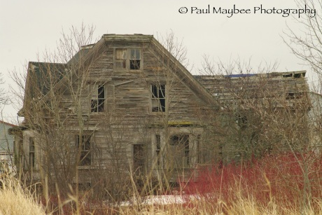 Abandoned: New Minas - Paul Maybee