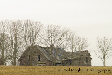 Abandoned: New Minas - Paul Maybee