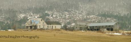 Abandoned farm - Paul Maybee