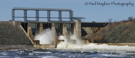 Keswick Ridge Dam