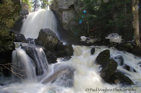 Lower Joslin Falls