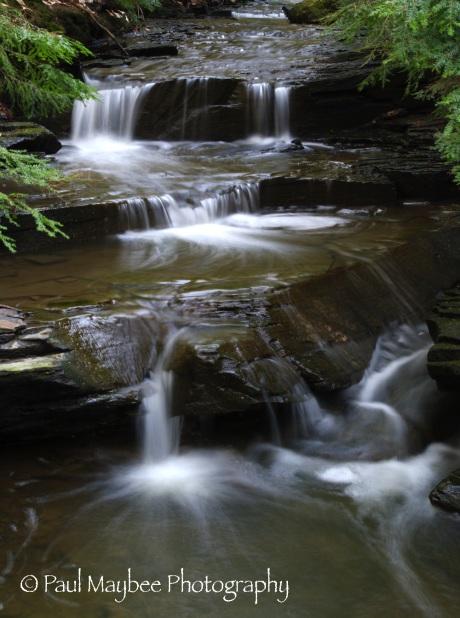 Odell Park Falls