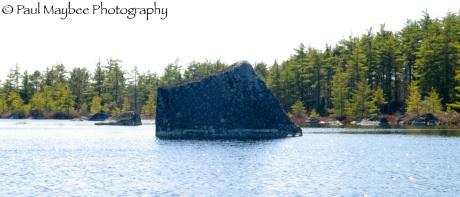 Halfmoon Lake Erratics