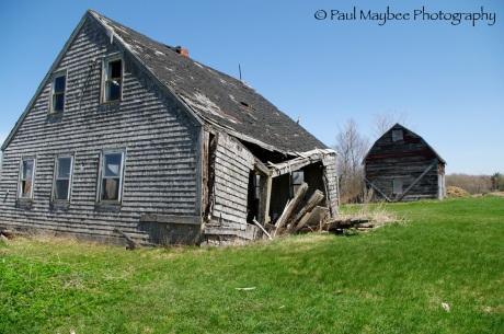 Abandoned Wolville