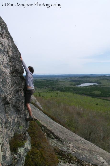 Ross Climbing