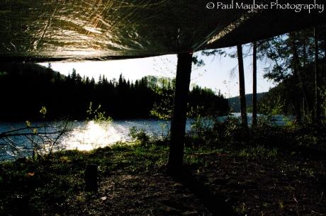 Sunrise on Restigouche