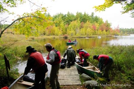 Beaverskin Lake Carry